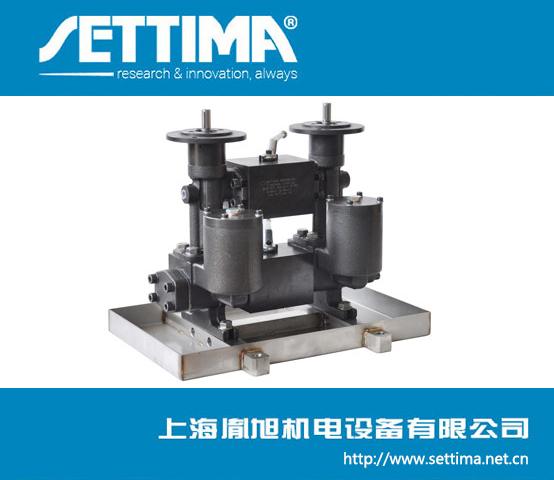 Settima 燃油输送泵 FOTP 低粘度低硫柴油用泵机